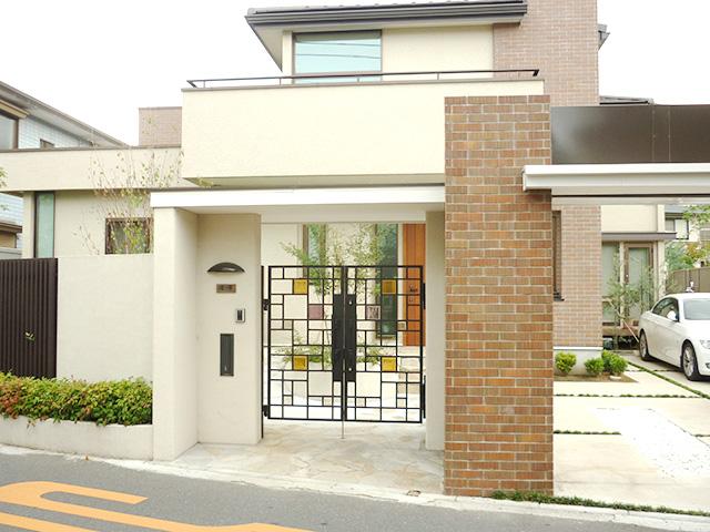 K様邸(千葉県市川市)外構工事の画像