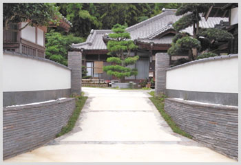 U様邸(千葉県多古町)外構・造園リフォーム工事の画像