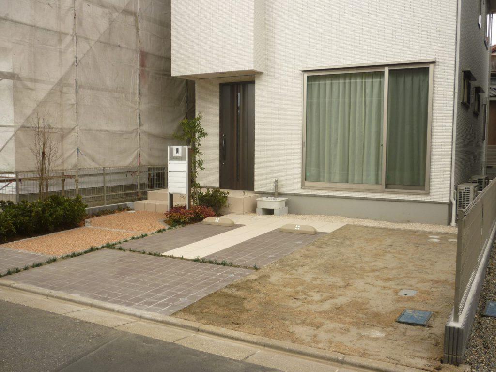 Y様邸(千葉市中央区)外構・造園工事の画像