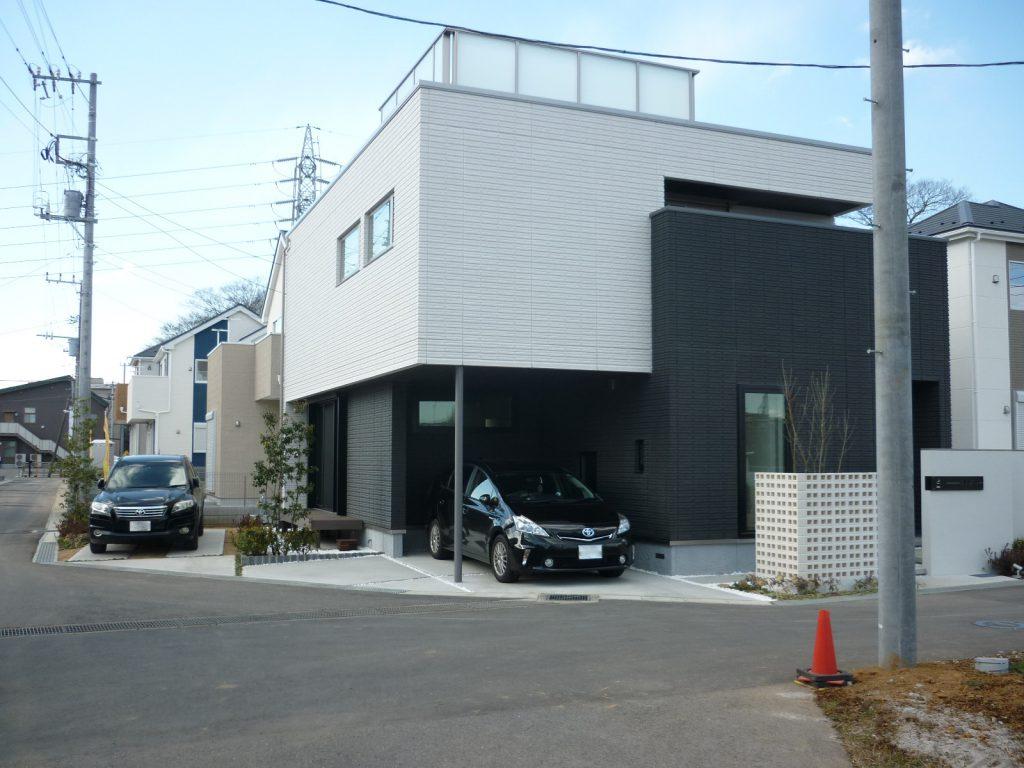 H様邸(千葉市中央区)外構工事の画像