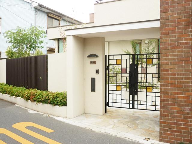K様邸(千葉県市川市)外構工事の画像2
