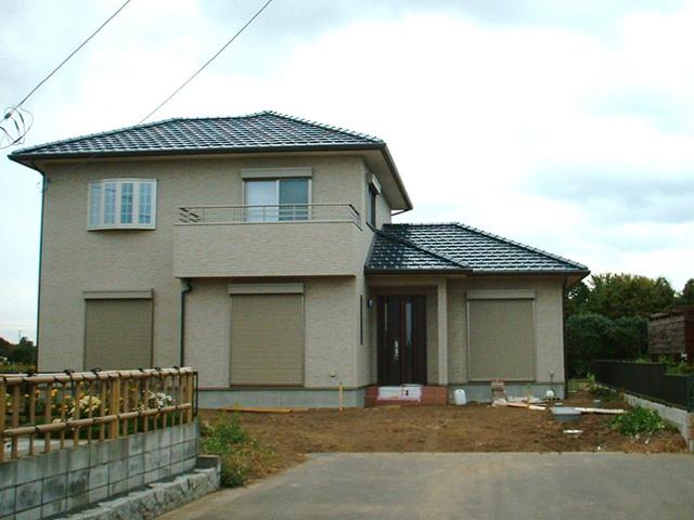 S様邸(千葉県いすみ市)造園工事のbefore画像