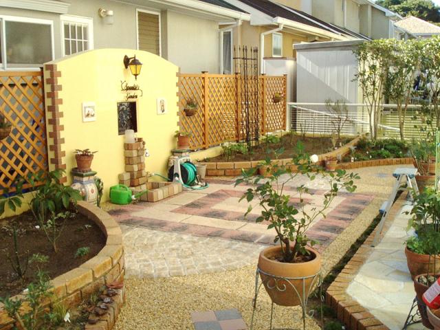 T様邸(千葉県大網白里市)ガーデンリフォーム工事の画像