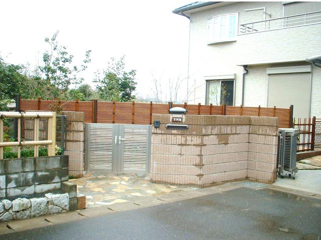S様邸(千葉県いすみ市)造園工事の画像2
