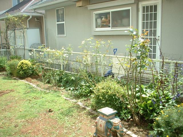 T様邸(千葉県大網白里市)ガーデンリフォーム工事の画像2