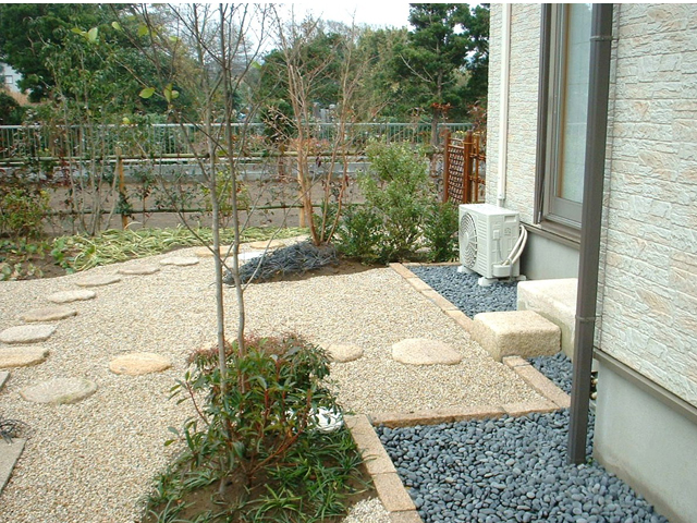 S様邸(千葉県いすみ市)造園工事の画像5