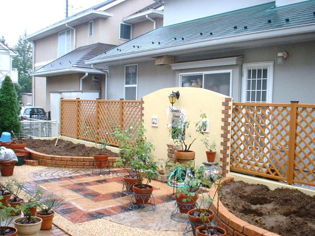 T様邸(千葉県大網白里市)ガーデンリフォーム工事の画像8