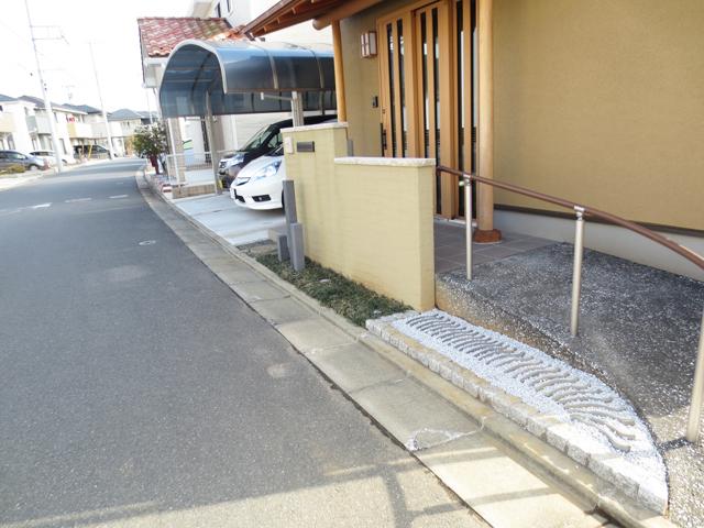 Y様邸(千葉市緑区)造園工事の画像5