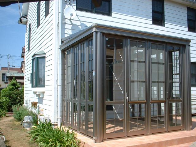 C様邸(千葉市緑区)テラス・ガーデンルーム工事の画像7