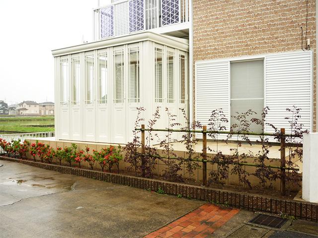 A様邸(千葉県茂原市)ガーデンルーム工事の画像