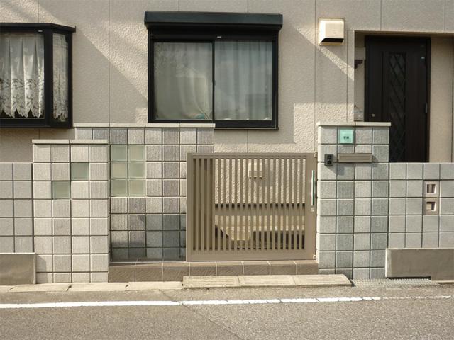 Y様邸(千葉県茂原市)外構工事の画像