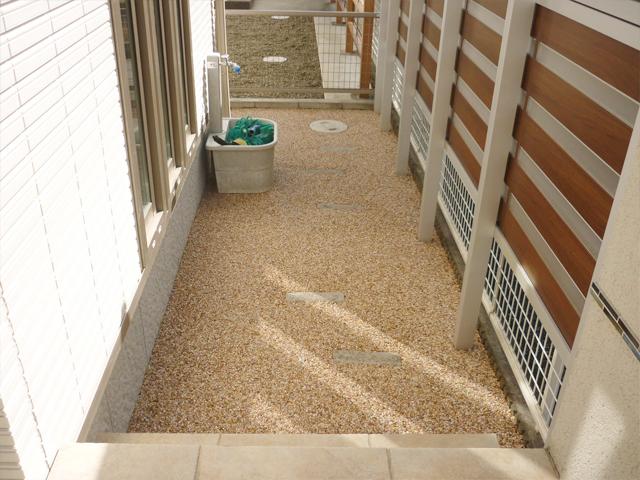 O様邸(千葉県茂原市)舗装工事の画像4