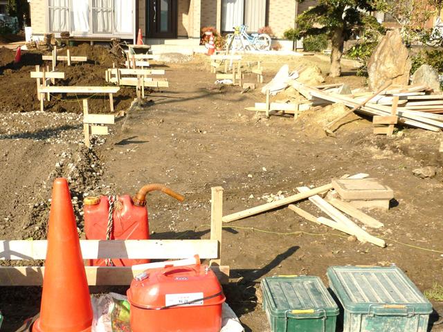 H様邸(千葉県東金市)外構・造園工事の画像3