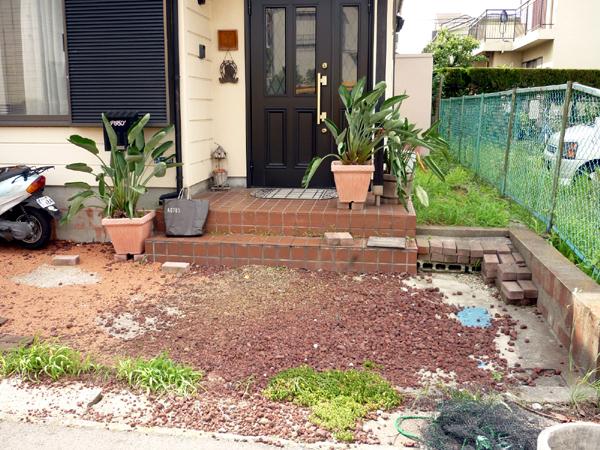 S様邸(千葉県浦安市)造園・外構リフォーム工事の画像2