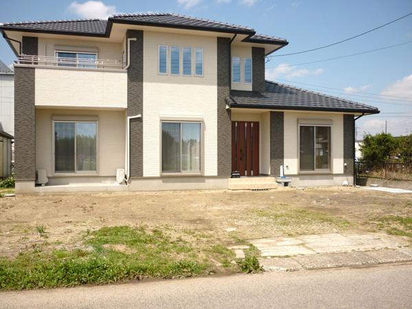 H様邸(千葉県東金市)外構工事のbefore画像