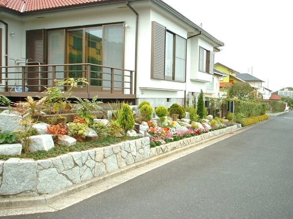 A様邸(千葉県御宿町)外構・デッキリフォーム工事の画像