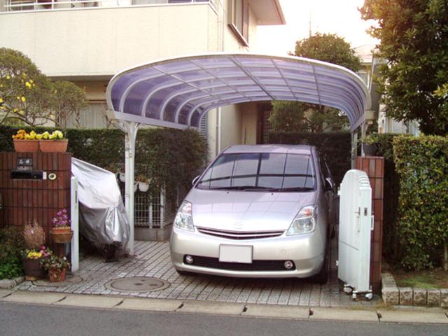 I様邸(千葉県市原市)駐車場工事のbefore画像