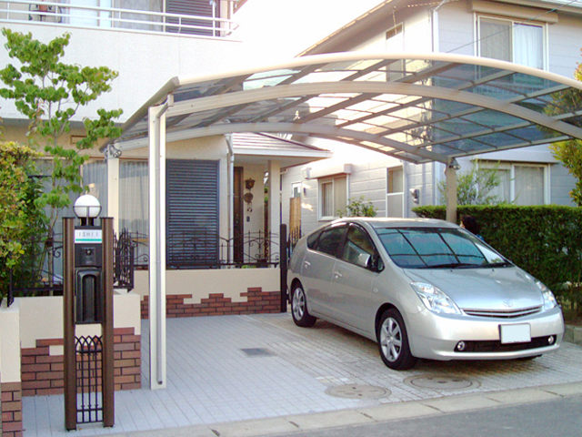 I様邸(千葉県市原市)駐車場工事のafter画像