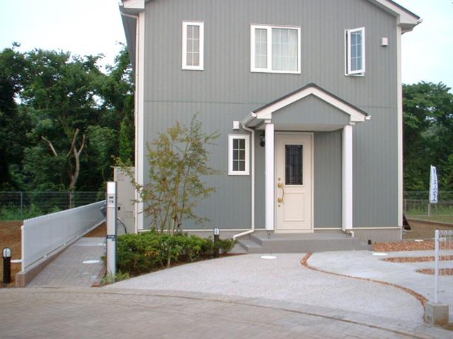 K様邸(千葉市若葉区)外構工事の画像3