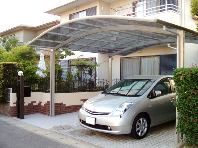I様邸(千葉県市原市)駐車場工事の画像4