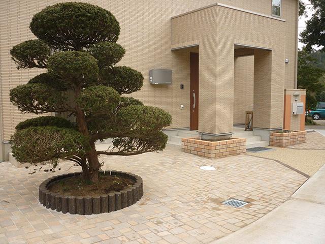 O様邸(千葉県市原市)外構工事の画像