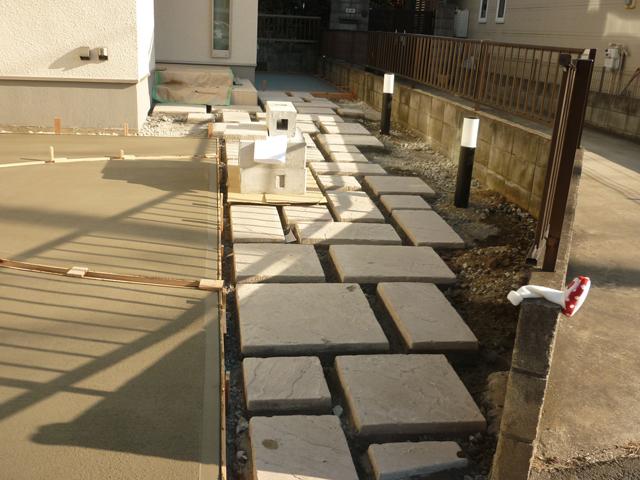 T様邸(千葉県市川市)外構工事の画像2