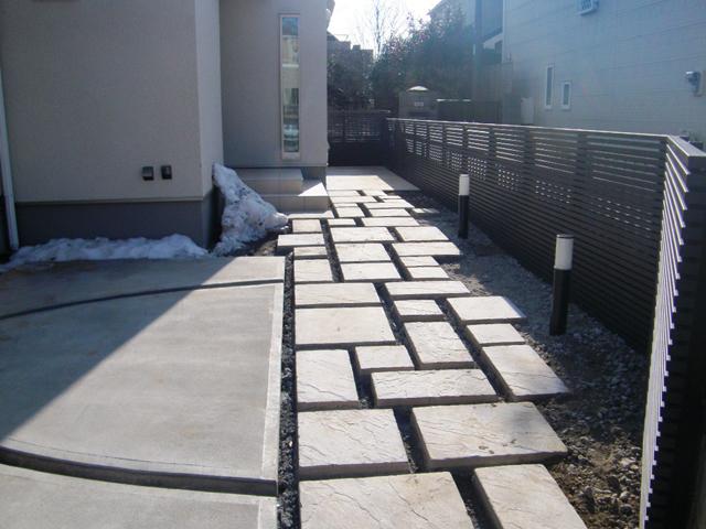 T様邸(千葉県市川市)外構工事の画像3