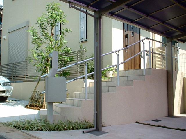 T様邸(千葉市若葉区)外構工事の画像2