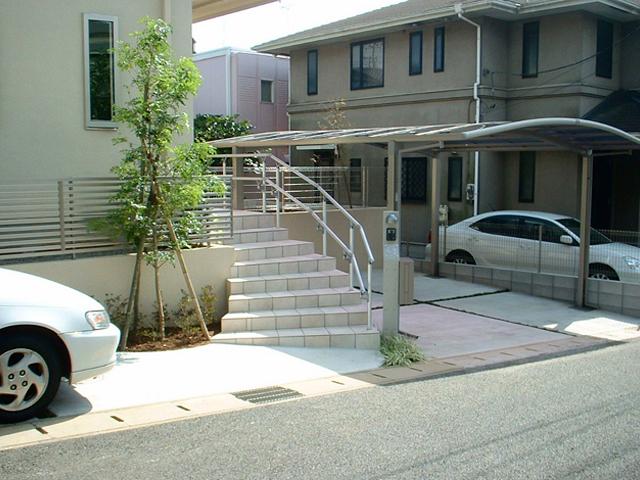 T様邸(千葉市若葉区)外構工事の画像3