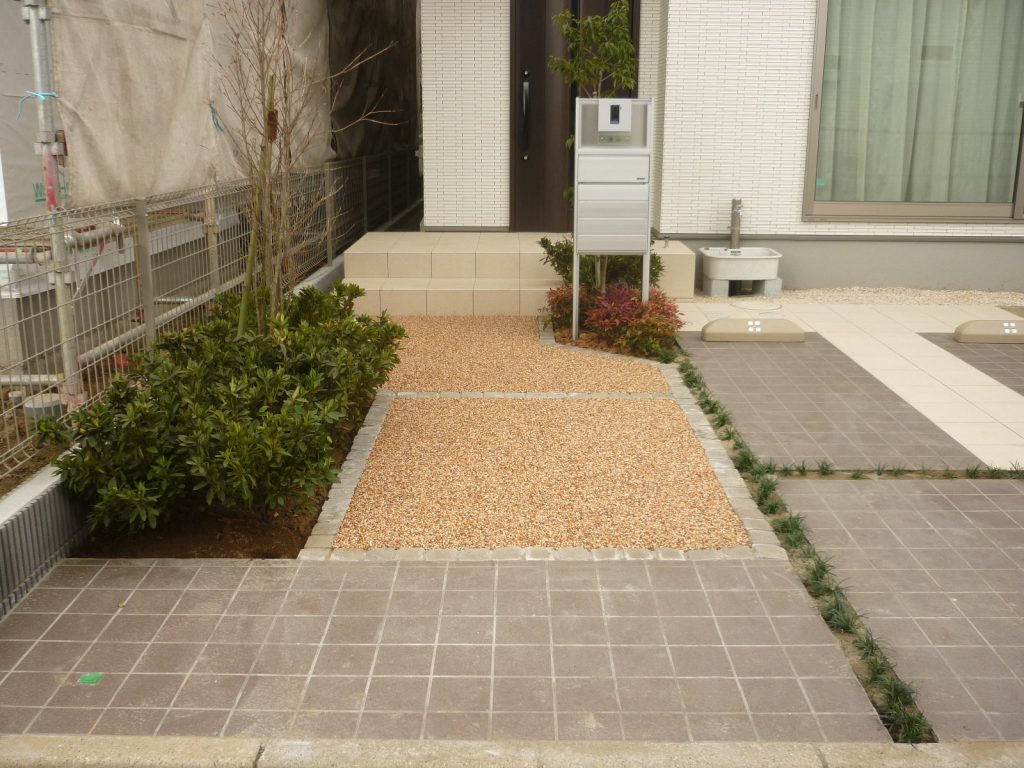 Y様邸(千葉市中央区)外構・造園工事の画像3