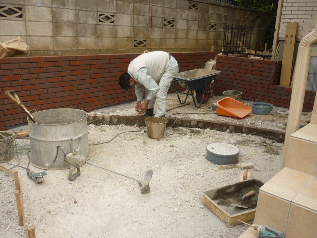 S様邸(千葉市若葉区)外構・造園工事の画像4