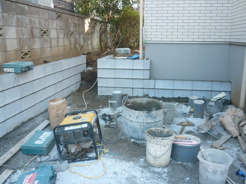 S様邸(千葉市若葉区)外構・造園工事の画像1