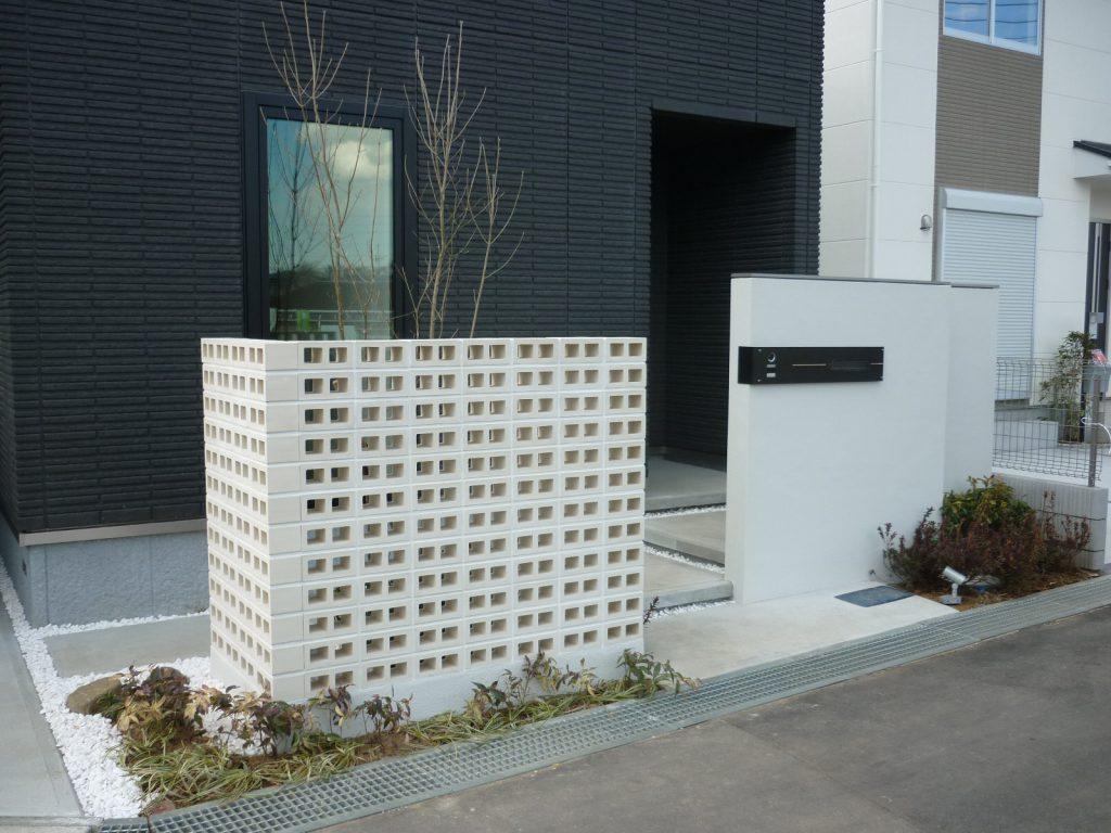 H様邸(千葉市中央区)外構工事の画像3