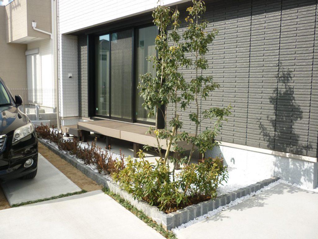 H様邸(千葉市中央区)外構工事の画像4
