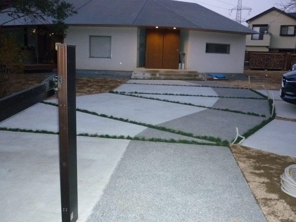 H様邸(千葉市緑区)外構工事の画像8