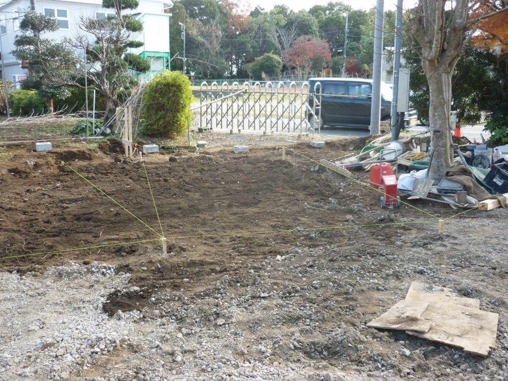 H様邸(千葉市緑区)外構工事の画像5