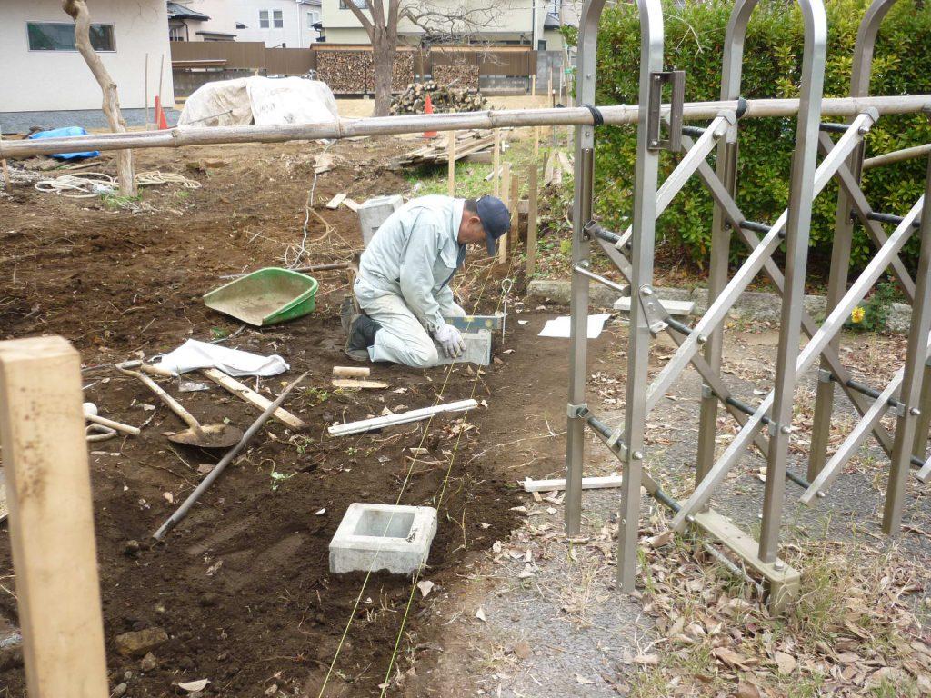 H様邸(千葉市緑区)外構工事の画像12