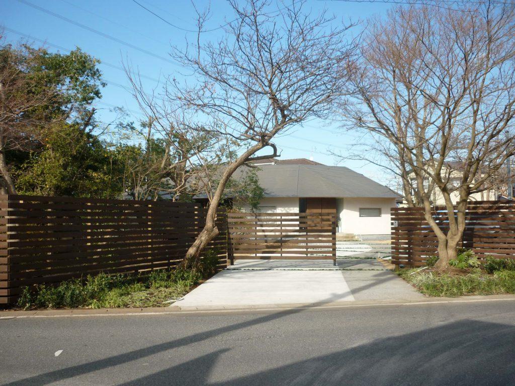 H様邸(千葉市緑区)外構工事の画像14