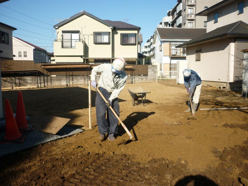 H様邸(千葉市緑区)外構工事の画像9