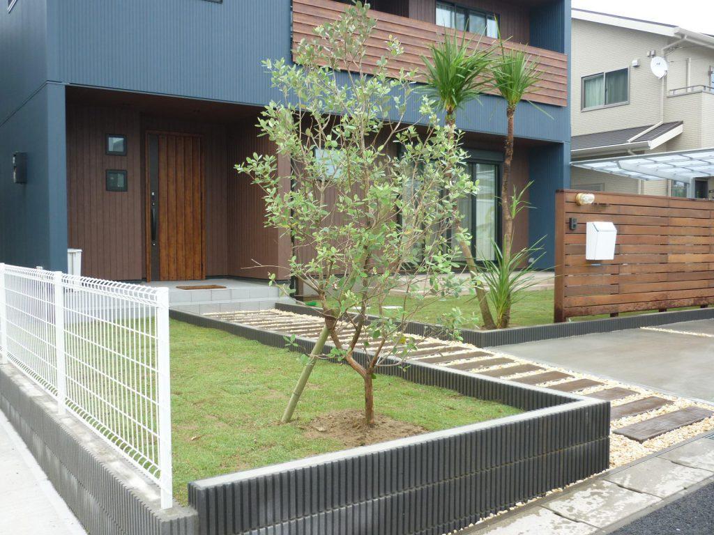 I様邸(千葉市緑区)外構工事の画像4