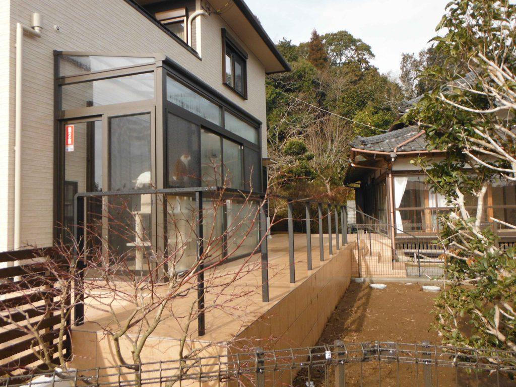 H様邸(千葉県東金市)外構工事の画像4