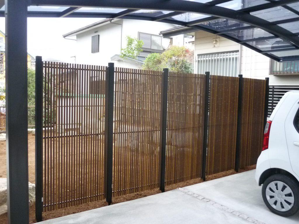 S様邸(千葉市若葉区)外構・造園工事の画像2