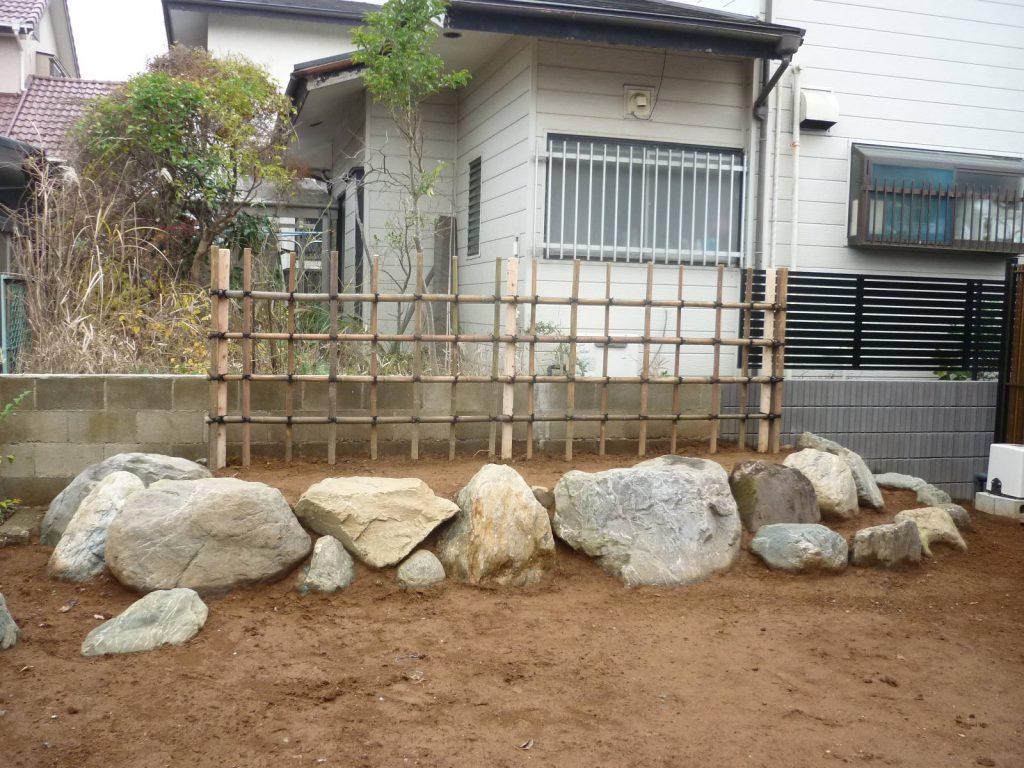 S様邸(千葉市若葉区)外構・造園工事の画像3