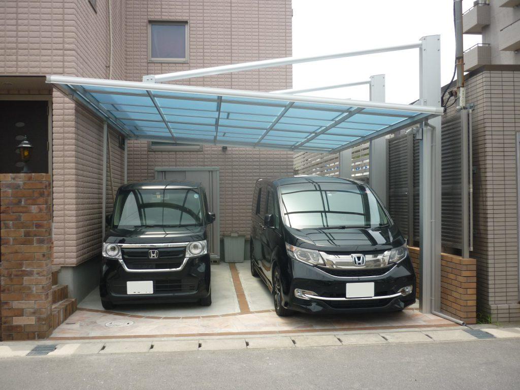 K様邸(千葉県浦安市)外構工事のafter画像
