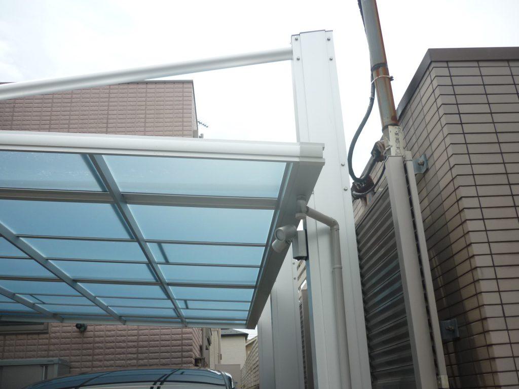 K様邸(千葉県浦安市)外構工事の画像2