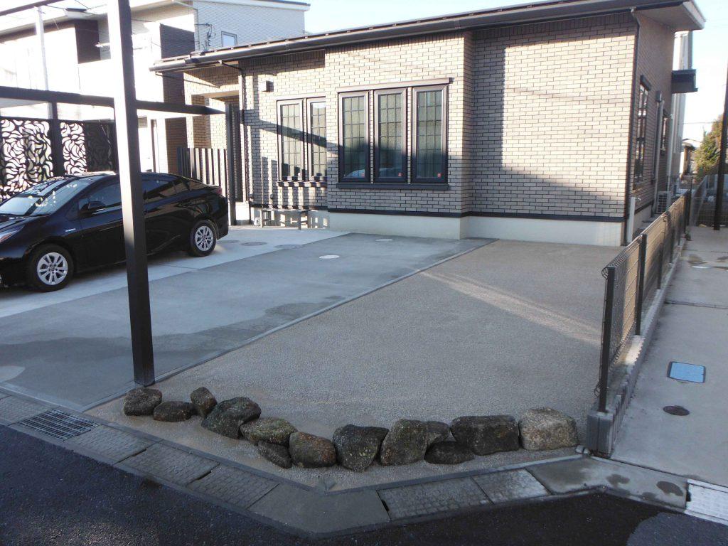 O様邸(千葉県木更津市)外構工事の画像6