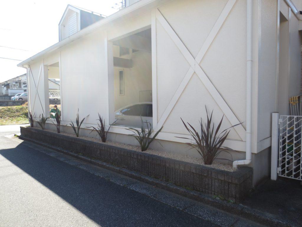 M様邸(千葉市緑区)外構工事の画像4