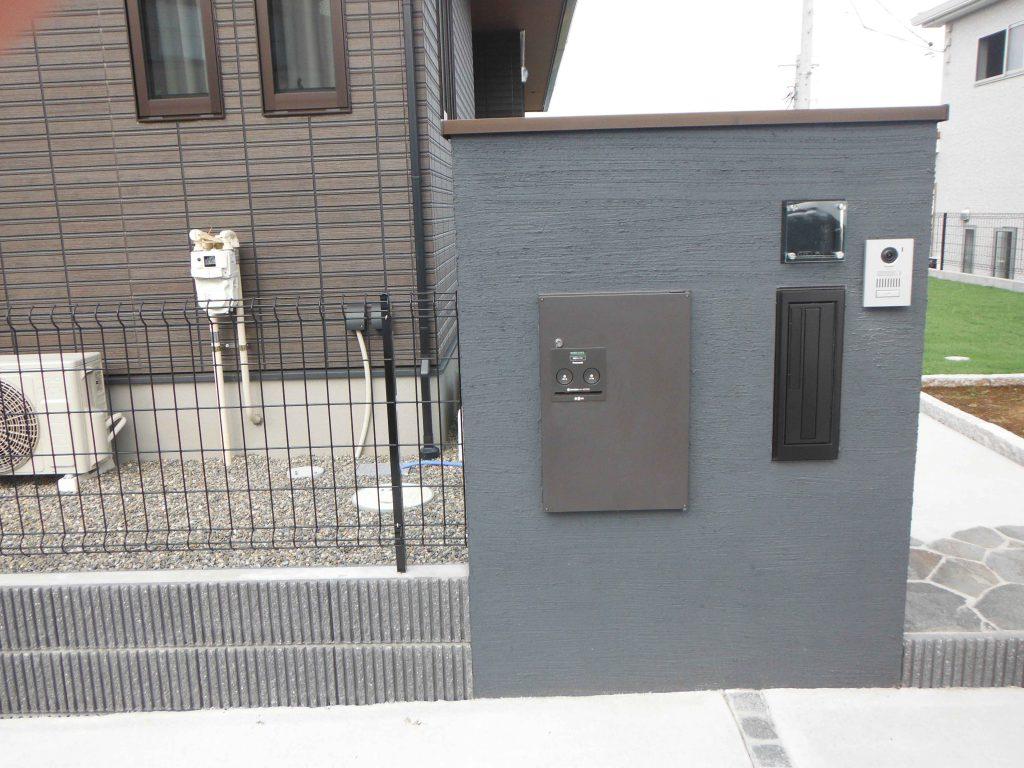 H様邸(千葉県四街道市)外構工事の画像4