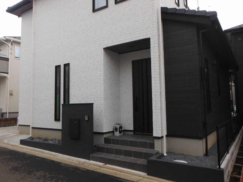 T様邸(千葉市緑区)外構工事の画像