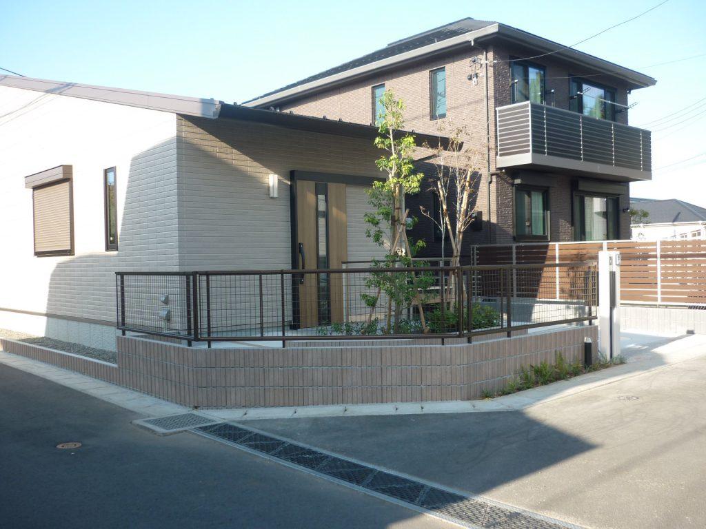 H様邸(千葉県八千代市)外構工事の画像